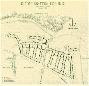 Karte von 1946. Repro: Kultur- und Heimatpflegeverein Schunteraue