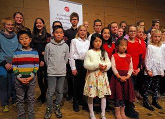 """Der Regionalwettbewerb """"Jugend musiziert"""" fand erneut großen Zuspruch. Foto: Thomas Mengler"""