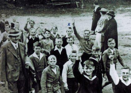 Schulausflug Mitte der 1930er Jahre. Foto: privat