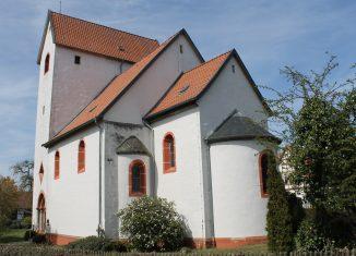 Die Kirche St. Nikolai in Melverode. Foto: Löwe