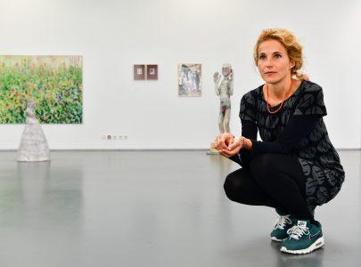 Julia Taut, Geschäftsführerin Bund Bildender Künstlerinnen und Künstler, Braunschweig. Foto: Andreas Greiner-Napp