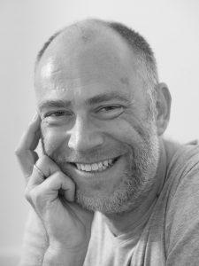 Andreas Jäger, Schauspieler. Foto: Peter Sierigk