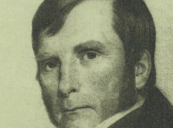 Stadtdirektor Wilhelm Bode förderte die Bildungsreform am Collegium Carolinum hin zu einer Polytechnische Akademie. Repro IBR