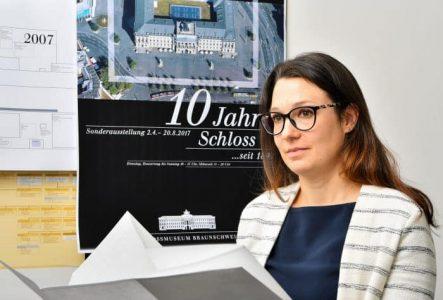 Dr. Ulrike Sbresny, Schlossmuseum. Foto: Andreas Greiner-Napp
