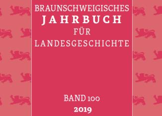 Einband des aktuellen Braunschweigischen Jahrbuchs.