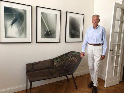 Der bekannte Galerist Rudolf Zwirner erinnert sich an seine Braunschweiger Zeit. Foto: Wienand Verlag