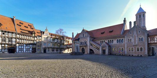 Burgplatz ohne Besucher. Foto: Andreas Greiner-Napp