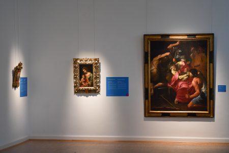 Blick in die Ausstellung. Foto: SBK / Andreas Greiner Napp