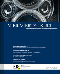 """Die neue Ausgabe des """"Vier Viertel Kult"""" ist erschienen."""
