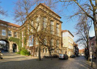 Blick auf das Städtische Museum. Foto: Andreas Greiner-Napp