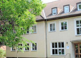 Die Oberschule in privater Trägerschaft des CJD wird im ehemaligen Mädchenhaus des Internats an der Georg-Westermann-Allee untergebracht. Das Gebäude wird derzeit saniert und umgebaut. Foto: Privat