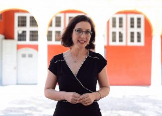 Prof. Dr. Vanessa-Isabelle Reinwand-Weiss, Direktorin der Bundesakademie für Kulturelle Bildung in Wolfenbüttel. Screenshot: der Löwe