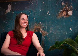 Martine Dennewald. Foto: Jacqueline Moschkau