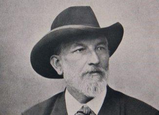 Sportpädagoge August Hermann (1835 – 1906). Foto: Universitätsbibliothek TU Braunschweig