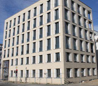 Die Fassadengestaltung ist freundlich-modern. Foto: RBS