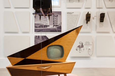 : Die Komet war das edelste Produkt der Firma Kuba Tonmöbel im Wert eines Volkswagen Käfers und steht im Bürger Museum. Foto: Museum Wolfenbüttel.