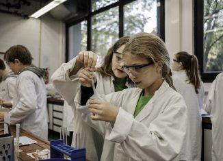 WissensWelle und KiWi-Forschertage im Haus der Wissenschaft Braunschweig. Foto: Florian Koch