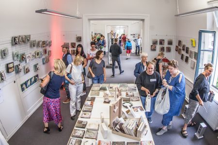 Ausstellung POP UP in der Villa von Amsberg. Foto: Andreas Rudolph