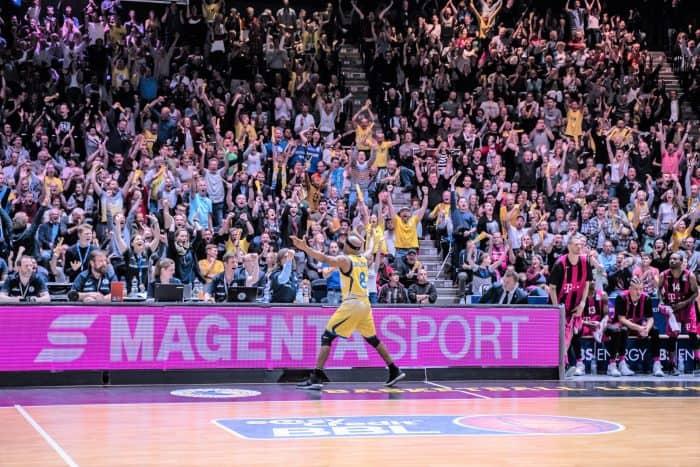 Der Braunschweiger Basketball war Ausgangspunkt für die erfolgreiche Initiative. Foto: Basketball Löwen Braunschweig / SoulClap Media