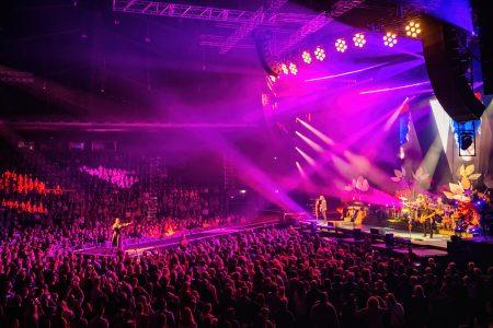 Konzerte, wie hier von Silbermond (2020), sind Höhepunkte. Foto: Stadthalle Braunschweig Betriebsgesellschaft / Rüdiger Knuth