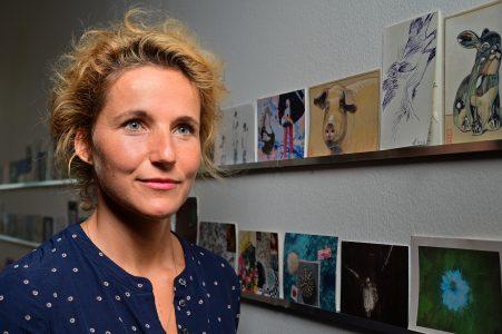 Julia Taut. Foto: BBK/Andreas Greiner-Napp