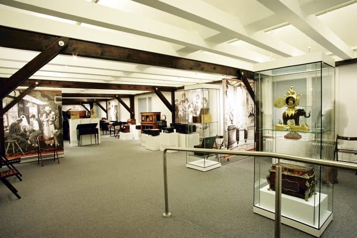 Blick in den Eingangsbereich. Foto: MMM