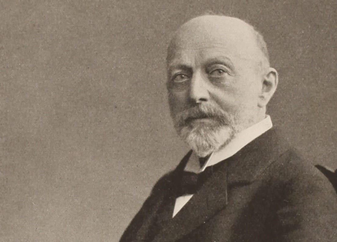 Max Jüdel. Foto: Niedersächsisches Landesarchiv Wolfenbüttel