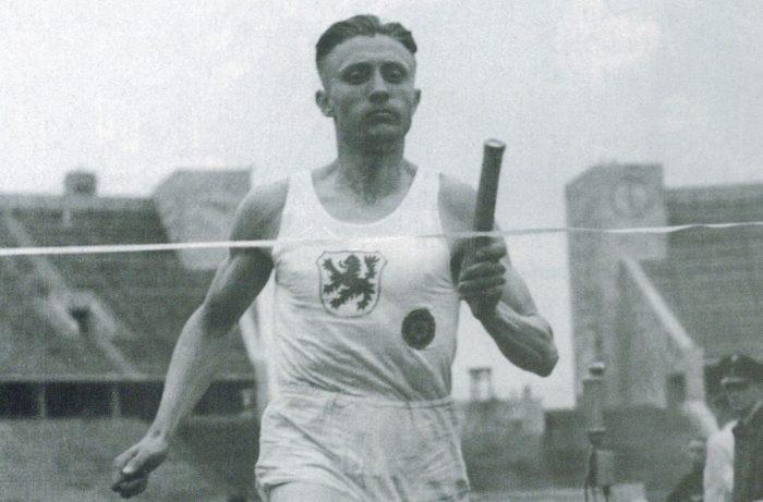 Rudolf Harbig. Foto: Archiv Eintracht Braunschweig
