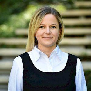 Tina Schirmer, Geschäftsführerin der Stiftungspartner GmbH. Foto: DBS