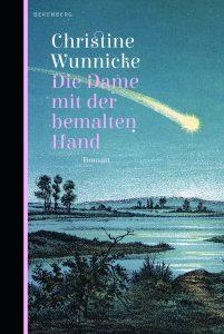 """Cover """"Die Dame mit der bemalten Hand"""". Foto: Berenberg Verlag"""