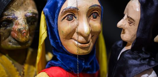 Der freundliche Till. Foto: Eulenspiegel-Museum