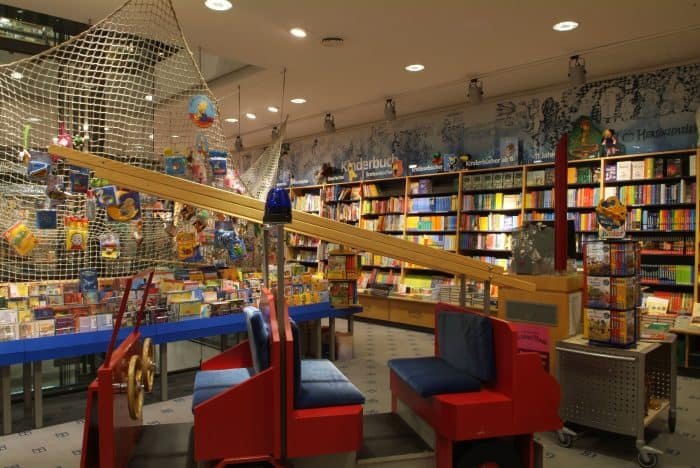 Öffentliche Lesungen finden in diesem Jahr nicht statt. Foto: Buchhandlung Graff.