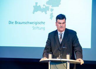 Axel Richter wird neuer Vorsitzender des Allgemeinen Beirats der Braunschweigischen Stiftung. Foto: DBS