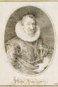Lukas Kilian: Porträt Philipp Hainhofers, schwarze Kreide, um 1620/30, Stockholm, Nationalmuseum. Foto: Nationalmuseum Stockholm