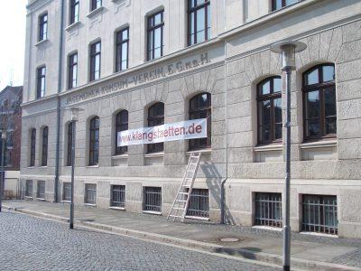 Das Haus des Allgemeinen Konsumverein, 2012. Foto: Allgemeiner Konsumverein