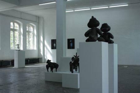 Ausstellung Iris Musolf, 2015. Foto: Allgemeiner Konsumverein