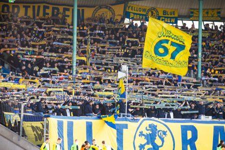 """Die Fans lieben ihren """"Tempel"""" und die Eintracht. Foto: Stadthallen GmbH / Florian Kleinschmidt"""