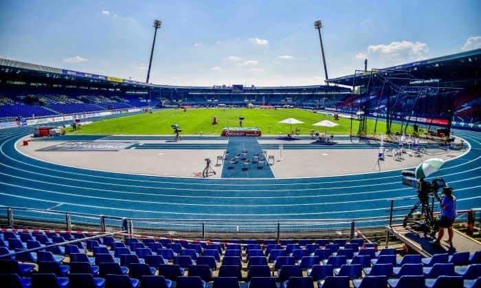 Blick in das modernisierte Stadion. Foto: Stadthallen GmbH / Kai Peters