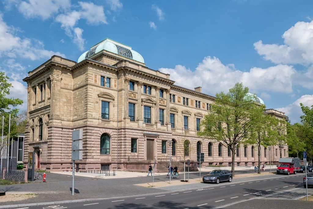 Außenansicht des Herzog Anton Ulrich-Museums. Foto: Herzog Anton Ulrich-Museum