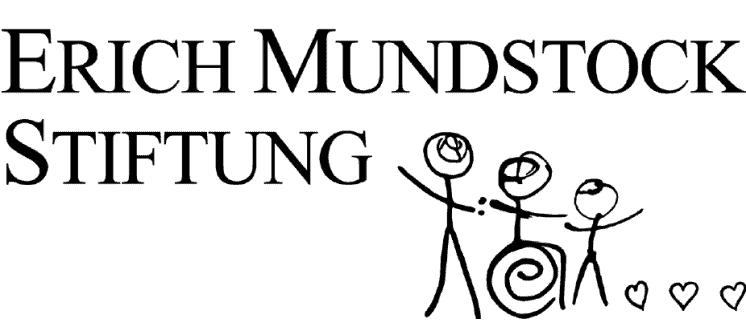Logo Erich Mundstock Stiftung