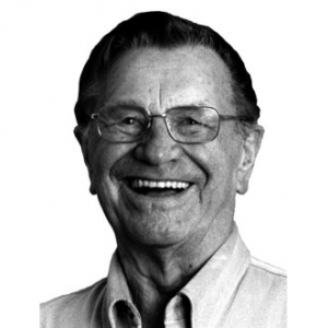 Erich Mundstock (1924 – 2009). Foto: Erich Mundstock Stiftung