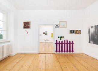 Jahresgaben 2020-2021, Installationsansicht, Kunstverein Braunschweig. Foto: Stefan Stark.