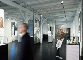 Blick in die Dauerausstellung. Foto: Museum Schloss Fürstenberg