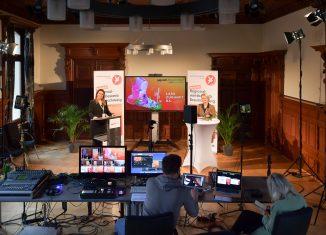 Der 33. Regionalwettbewerb Jugend forscht wurde aus dem Haus der Braunschweigischen Stiftungen koordiniert. Foto: Die Braunschweigische Stiftung/Andreas Greiner-Napp