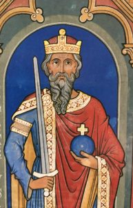 Der Stifter Kaiser Lothar von Süpplingenburg (1075 – 1137). Foto: SBK / Andreas Greiner-Napp