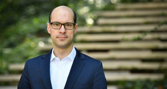 Friedemann Schnur, neuer geschäftsführender Vorstand der Braunschweigischen Stiftung. Foto: DBS