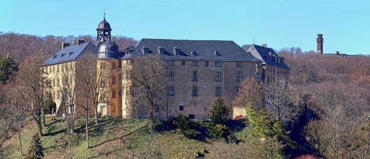 """Das Große Schloss in Blankenburg. Foto: Verein """"Rettung Schloss Blankenburg"""""""