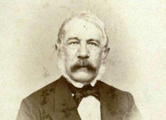Heinrich Caspari war von 1848 bis 1879 Oberbürgermeister der Stadt Braunschweig. Foto: Stadtarchiv