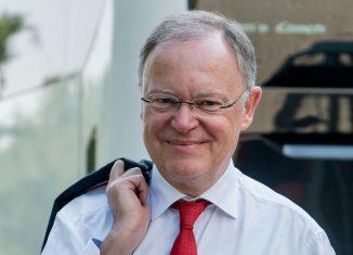Ministerpräsident Stephan Weil. Foto: Wikipedia