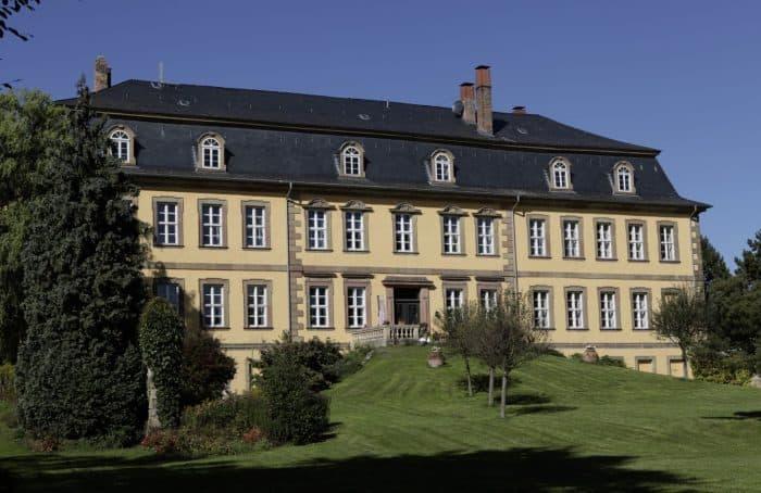 """Das Rittergut Dorstadt ist diesmal Schauplatz von """"Jazz im Park"""". Foto: Rittergut Dorstadt"""